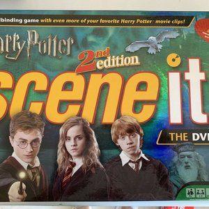 Harry Potter Scene It